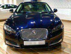 Used 2012 Jaguar XF Diesel AT for sale in Hyderabad