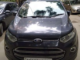 Used 2018 Ford EcoSport MT for sale in Hyderabad