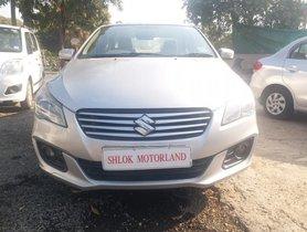 Used 2015 Maruti Suzuki Ciaz MT for sale in Ahmedabad