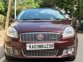 Fiat Linea T-Jet Plus, 2013, Petrol MT in Nagar