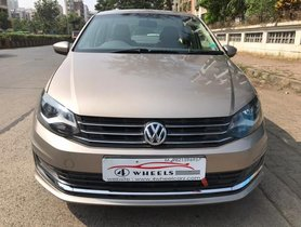 Volkswagen Vento 1.5 TDI Highline 2015 MT for sale in Mumbai