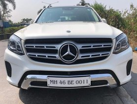 Mercedes Benz GLS 2017 AT for sale in Mumbai