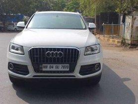 2015 Audi Q5 30 TDI quattro Premium Plus AT in Mumbai