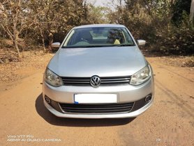 2011 Volkswagen Vento Petrol Highline AT for sale at low price in Bangalore