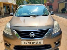 Nissan Sunny XV D Premium Leather 2014 MT for sale in Chennai