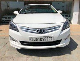 Used Hyundai Verna 1.6 CRDi SX 2016 MT for sale in Ahmedabad