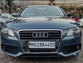 Used 2011 Audi A4 2.0 TFSI MT for sale in Mumbai