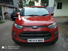 Used Ford EcoSport Titanium 1.0 Ecoboost, 2013, Petrol MT for sale in Chennai