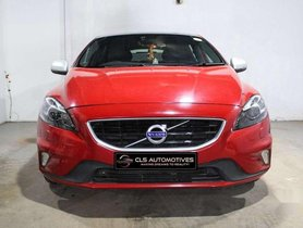 Used 2016 Volvo V40 D3 R- Design AT for sale in Hyderabad