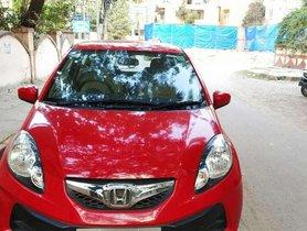 Used Honda Brio, 2013, Petrol MT for sale in Hyderabad