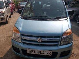Used Maruti Suzuki Wagon R LXi BS-III, 2009, Petrol MT for sale in Vijayawada