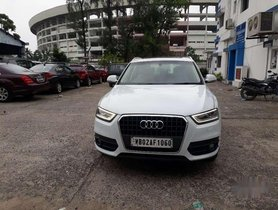 Used Audi Q3 2.0 TDI quattro Premium, 2014, Diesel AT for sale in Kolkata