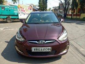 Used Hyundai Verna 1.6 CRDi EX MT 2012 in Kolkata