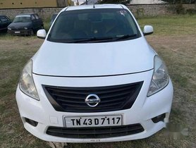 Used Nissan Sunny XV, 2011, Petrol MT for sale in Coimbatore