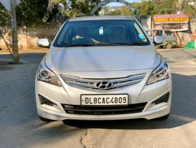 Hyundai Verna 1.6 CRDi AT SX 2016 for sale in New Delhi