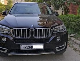 BMW X5 xDrive 30d Design Pure Experience 5 Seater AT 2017 in Gurgaon