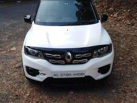 Used Renault Kwid, 2016, Petrol MT for sale in Thiruvananthapuram