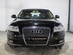Used Audi A6 2.7 TDI 2010 AT for sale in Hyderabad