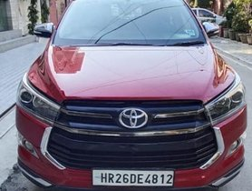 2017 Toyota Innova Crysta Touring Sport AT for sale in New Delhi