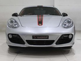 Used Porsche Cayman S Tiptronic 2011 AT for sale in Hyderabad
