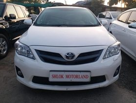 Toyota Corolla Altis Diesel D4DJ 2012 MT for sale in Ahmedabad