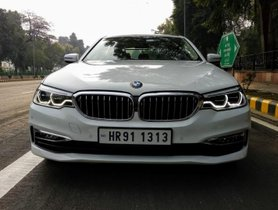 2017 BMW 5 Series AT for sale in New Delhi