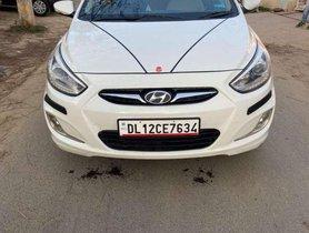 Used Hyundai Verna CRDi 1.6 SX Option 2014 AT for sale in Gurgaon