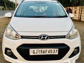 Used Hyundai Grand i10 2016 MT for sale in Surat