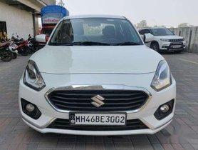 Used 2018 Maruti Suzuki Dzire AT for sale in Thane