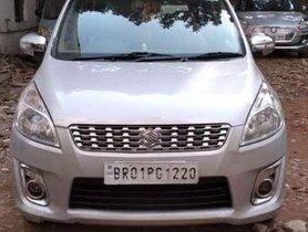 Used Maruti Suzuki Ertiga VDi, 2015, Diesel MT for sale in Patna