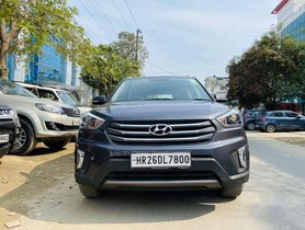 Used Hyundai Creta 1.6 SX Plus Auto, 2018, Diesel AT for sale in New Delhi