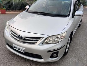 Used Toyota Corolla Altis 1.8 VL, 2012, Petrol MT for sale in Hyderabad