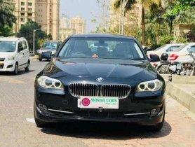 Used BMW 5 Series 520d Luxury Line, 2013, Diesel AT for sale in Mumbai