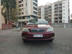 Used Toyota Corolla H2 1.8E, 2006, Petrol MT for sale in Mumbai