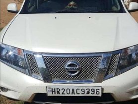 Used Nissan Terrano 2014 MT for sale in Hisar