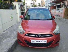 Used Hyundai I10 1.2 Kappa SPORTZ, 2011, Petrol MT for sale in Chennai