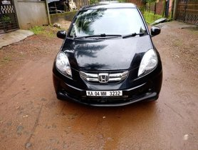 2013 Honda Amaze S i-Dtech MT for sale at low price in Bangalore