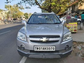 Used 2008 Chevrolet Captiva MT for sale in Chennai