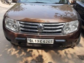 2013 Renault Duster 85PS Diesel RxL Option MT for sale at low price in New Delhi