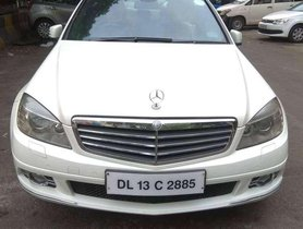 Used 2010 Mercedes Benz C-Class MT for sale in Noida