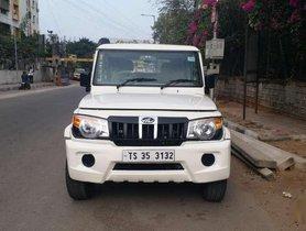 Used Mahindra Bolero SLX 2017 MT for sale in Hyderabad