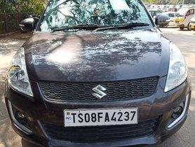 Used 2016 Maruti Suzuki Swift VXI MT for sale in Hyderabad