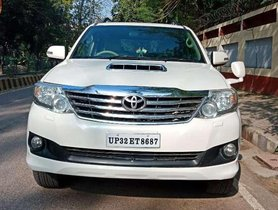 Toyota Fortuner 4x2 Manual 2013 MT for sale in Lucknow