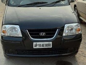 Used Hyundai Santro Xing GL 2005 MT for sale in Hyderabad