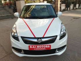 Used 2016 Maruti Suzuki Swift Dzire MT for sale in Ludhiana