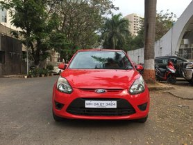 Used 2011 Ford Figo Petrol EXI Option MT car at low price in Mumbai