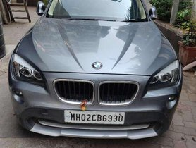 Used BMW X1 sDrive20d 2011 AT for sale in Mumbai