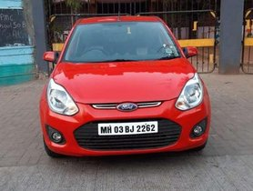 Used Ford Figo Petrol Titanium 2013 MT for sale in Pune