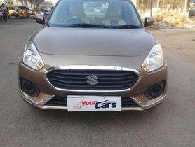 Used 2017 Maruti Suzuki Dzire MT for sale in Hyderabad