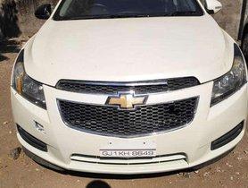 Used Chevrolet Cruze 2014 MT for sale in Rajkot